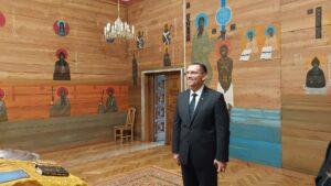 Konsul Generalny Ukrainy w naszej parafii