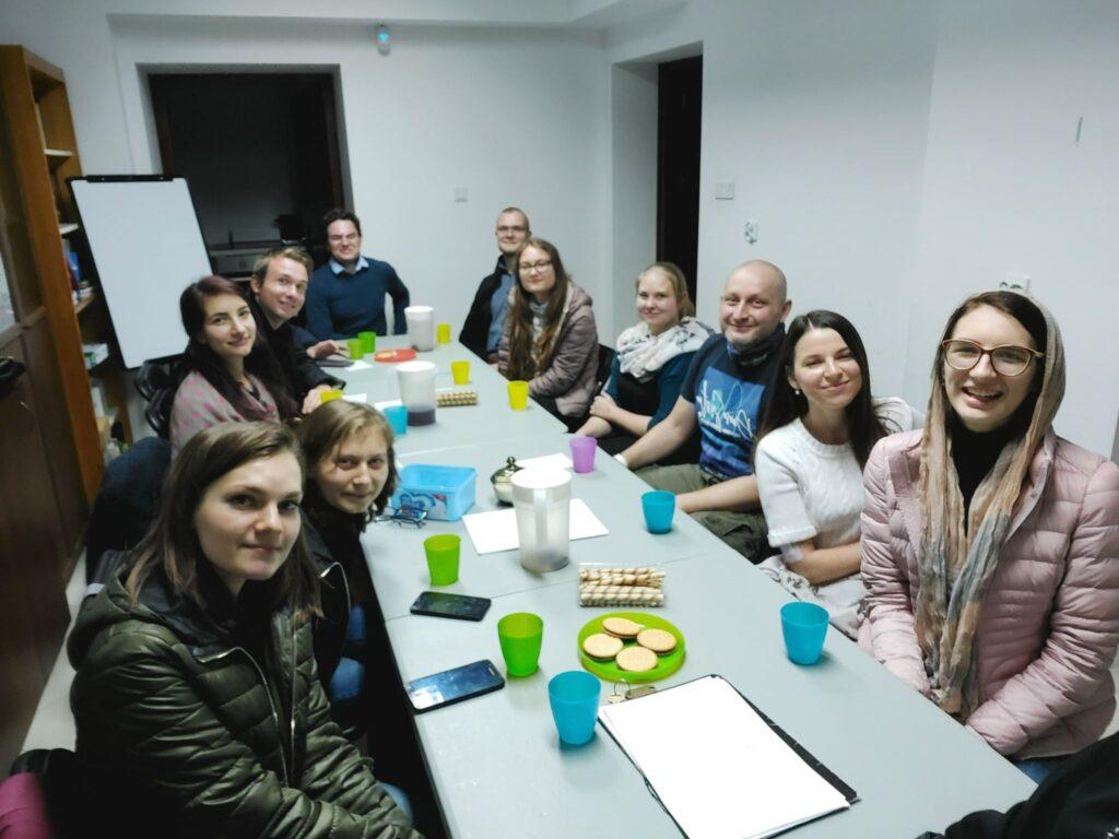 Niedzielne spotkania Studentów